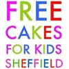 Free Cakes for Kids Sheffield logo